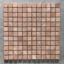 Mozaiek Burdur Brown 2,3x2,3cm