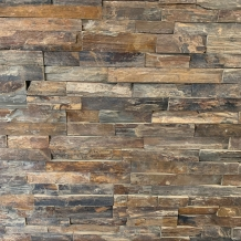 Rusty Slate Splitface Wall Cladding